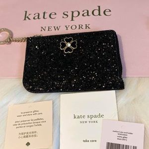 KATE SPADE CARD/KEY  HOLDER